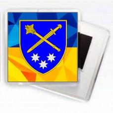 Магніт ОК Схід (жовто-блакитний)