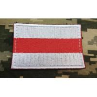 Нашивка прапор Білорусі БЧБ