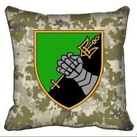 Декоративна подушка 12 Окремий Танковий Батальон (піксель)