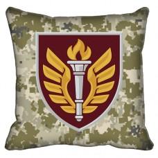 Декоративна подушка 199 Навчальний Центр ДШВ (піксель)