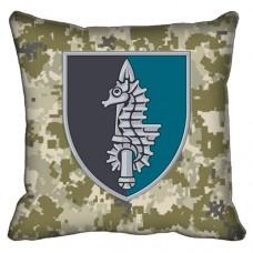 Декоративна подушка 73 Морський Центр Спеціальних Операцій (піксель)