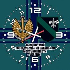Годинник 140 ОРБ МП Варіант (напис і беретний знак МП)