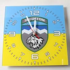 Годинник 108 ОГШБ (жовто-блакитний варіант)