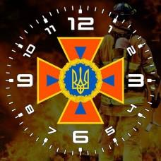 Купить Годинник ДСНС в интернет-магазине Каптерка в Киеве и Украине