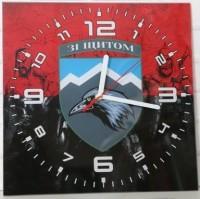 Годинник 109 ОГШБ (червоно-чорний)