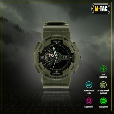 Годинник M-TAC Sport Olive
