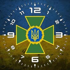 Годинник ДПСУ (жовто-блакитний варіант)