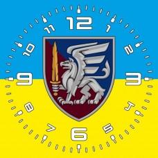 Годинник 81 ОАеМБр (жовто-блакитний)