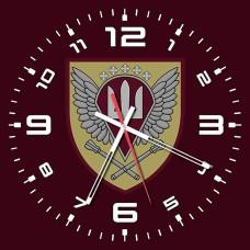 Годинник Командування ДШВ (марун)
