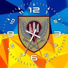 Годинник Командування ДШВ (жовто-блакитний)