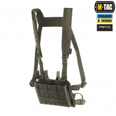 Нагрудник M-TAC Modular Chest Rig Green