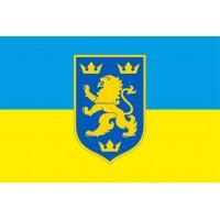 Прапор Галичина (жовто-блакитний)