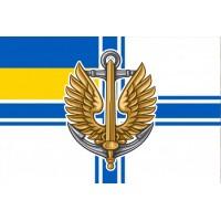 Прапор Морська Піхота (ВМСУ)