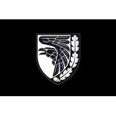 Прапор 93 ОМБр (чорний)