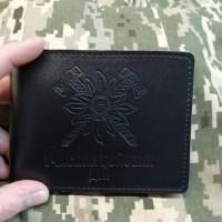 Обкладинка УБД Гірська Піхота чорна з люверсом