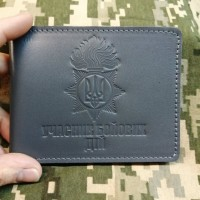 Обкладинка УБД НГУ сіра з люверсом