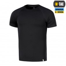 M-Tac футболка реглан 93/7 Black