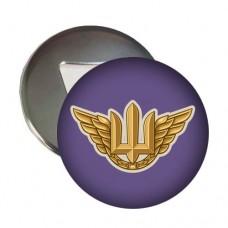 Купить Відкривачка з магнітом Авіація в интернет-магазине Каптерка в Киеве и Украине