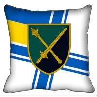 Декоративна подушка Командування Морської Піхоти (ВМСУ)