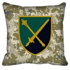 Декоративна подушка Командування Морської Піхоти (піксель)