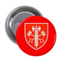 Значок ВСП 307 Дисциплінарний Батальон