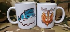Керамічна чашка Котик Муррпіх