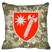 Декоративна подушка ВСП Східне Територіальне Управління (піксель)