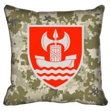 Декоративна подушка ВСП Південне Територіальне Управління (піксель)