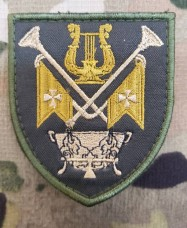 Нарукавний знак Військові диригенти та музиканти ЗСУ