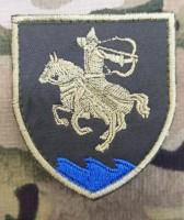 Нарукавний знак 21 ОМПБ Сармат (кольоровий)