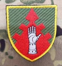 Нарукавний знак ЦУБВС (кольоровий)