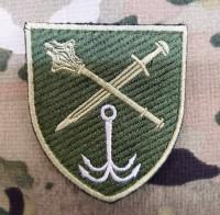 Нарукавний знак Оперативне Командування Південь (польовий)