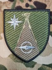 Нарукавний знак 64 Топогеодезичний Центр (польовий)