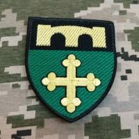 Нарукавний знак 91-й окремий полк оперативного забезпечення