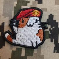 Патч Котик Артилерист
