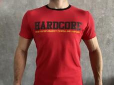 Купить Футболка Hardcore в интернет-магазине Каптерка в Киеве и Украине