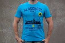 Футболка Флот УНР (синя)