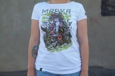 Купить Футболка Мавка (жіноча) в интернет-магазине Каптерка в Киеве и Украине