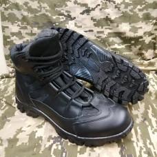 Зимові черевики Тактик чорні