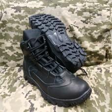 Демісезонні черевики Тактик чорні