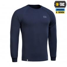 Реглан M-TAC Athlete Dark Navy Blue