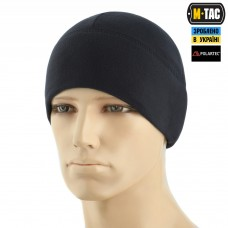 Шапка M-TAC Watch Cap фліс Light Polar Gen.II Dark Navy Blue