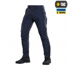 Брюки M-TAC Sahara Flex Light Dark Navy Blue
