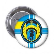 Значок 73 Морський Центр Спеціальних Операцій (старий знак, ВМСУ)