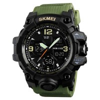 Годинник тактичний SKMEI 1155B Olive
