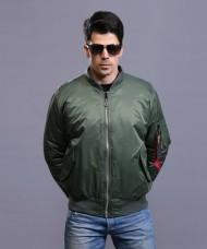Купить Куртка Пілот Esdy Flight Jacket MA-1 (олива)  в интернет-магазине Каптерка в Киеве и Украине