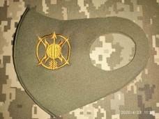 Купить Маска з вишивкою РТВ ПС ЗСУ в интернет-магазине Каптерка в Киеве и Украине