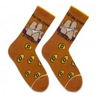 Шкарпетки А в тебе точно є гречка