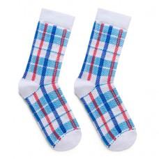 Шкарпетки Клітчата Сумка