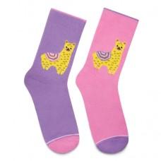 Шкарпетки Purple Alpaca